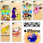 Case Cover Silicone Cartoon Net Work Millennials Nostalgic FreshPrintAU