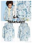 BNWT NEXT UNTOLD STORIES Floral Print TEFLON SHIELD Rain Jacket. Age 2/3/4 YRS