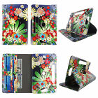 For HP Stream 8 inch Tablet Leather Slim Folio Stand ID Slots Cover Case we9