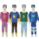 Boys Girls Kids Costume Set Halloween Party Fancy Dress Up Cosplay Cloth