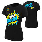 WWE AUTHENTIC ENZO AMORE AND BIG CASS WOMENS T-SHIRT S M L XL NEW BADA BOOM