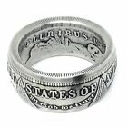 King of the Coin Rings - US Morgan Coin Ring