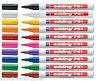 Edding 751 Lackmarker Paint marker Lacquer pen 1-2mm 10 Colours selectable