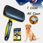 Premium Quality Dog Cat Comb Brush Grooming Clean Shedding Massage Long Hair