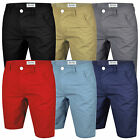 Mens Chino Shorts Cotton Half Pant Casual Summer Cargo Combat Jeans Casual New
