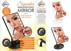 COSMETIC LED TABLE MAKE UP MIRROR- TOUCH CONTROL & 5X MAGNIFYING MAGNIFICATION 1