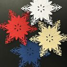 CHRISTMAS STAR DIE CUTS