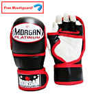MORGAN PLATINUM MMA SPARRING GLOVES - training shooto grappling martial arts