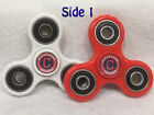 Cleveland Indians 3-Way Fidget Spinner-Limited Edition! 608 Bearings *In Stock* on Ebay
