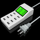 Multi Port Universal USB Travel Wall Charger Power Adapter for iPhone & Android