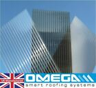 10mm Polycarbonate Roofing Sheets - Clear, Bronze, Opal & BORG, Various Sizes