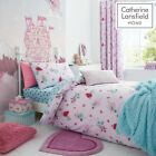 Catherine Lansfield Kids Children's Girls Pink Fairies Duvet Cover Bedroom Range