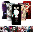 Transparent Bloody Anime Tokyo Ghoul Printed Case For Samsung S5 6/7 Edge S8P