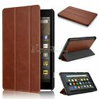 "New Leather Case Cover For Amazon Kindle Amazon Fire HD 8 Tablet 8"" Folio Case"