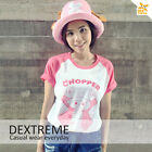Anime One Piece-Happy Chopper-Pink- Licensed T-shirt Clothing 100% Cotton X/XL