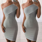 Fashion Sexy Women's Strapless Simple Style Slim Cocktail Formal Ball Gown Dress