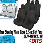 Opel Vauxhall Vectra Universal PU Leather Type Car Seat Covers Set Wipe Clean