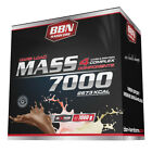 7,27€/kg Best Body Hardcore Mass 7000  Weight Gainer Protein KH Muskelaufbau