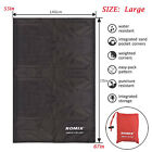 Romix Portable Foldable Picnic Camping Pocket Blanket Beach Mat Outdoor S/M/L