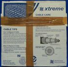 Genuine Teleflex Seastar 33C Xtreme Control / Gear Cable 14ft Threaded Ends ZS25