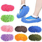 1 Pair House Floor Foot Sock Shoe Mop Slipper Lazy Quick Polishing Cleaning Dust