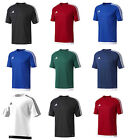 Kyпить Adidas Mens Sports Training Gym Football Estro Top Jersey T shirt Tee Climalite на еВаy.соm