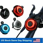 Bike Bell Bicycle Horn Loud Handlebar Ring for Mountain Road Exercise Bike Acces