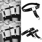Bras Bra Sets - Womens Harness Bra Cage Elastic Strap Body Chain Bralette Garter Belt Sex Toy