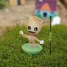 Dancing Potted Bobble Head Figure Model Guardians Kids Doll Toy Home Decor