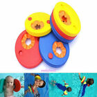Baby Kids Colorful Float Discs Learn to Swim Arm Band Set(2-6 pcs) for Kids Gift