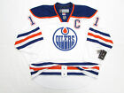 MARK MESSIER EDMONTON OILERS AUTHENTIC AWAY REEBOK EDGE 20 7287 HOCKEY JERSEY
