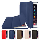 Kyпить Original Leather Smart Case Cover for iPad 2 3 4 Mini Air Pro 9.7