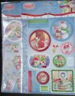 Docrafts - A4 Decoupage pack -  Wellington - 2 sheets - Choices: