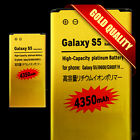 4200 mAh++ WHOLESALE Battery GOLD HiCapacity Samsung Galaxy S3 S4 S5 Note & More