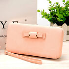 Women&#039;s Phone Wallet Card Case Multi-purpose Leather Clutch Handbag Purse Cover <br/> For Apple iPhone 8 7 Plus Samsung Galaxy Note S8 Plus