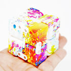 Fun Anxiety Stress Relief EDC Magic Fidget Cube Hand Spinner Think Ink Pen Toys