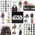 2017 Star Wars Superhero all HOT Character Custom Set Toy minifigures Fit Lego £1.43 GBP