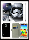 STAR WARS STORM TROOPER | Ultra Slim Wallet Card  Cover Case for Iphone Samsung $6.9 AUD