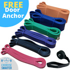 Resistance Bands Exercise Loop Strength Weight Training Fitness