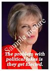 The Problem Theresa May : Humour, political, conservative, Poster , Wall art