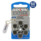 Rayovac EA Hearing Aid Batteries Size 675 (PR44) Mercury (Multi-Pack) 05/17 SALE