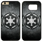 Star Wars Logo Plastic Hard Phone Case Cover For iPhone / iPod Touch / Samsung