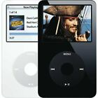 Apple iPod Classic 5th  6th  7th Generation Tested All GB Sizes From 30 to 160GB