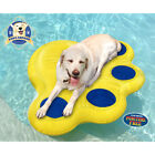 """Doggy Lazy Raft -Large 50""""X39"""" When Inflated-For Dogs 30-90lbs"""
