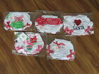 MUD PIE BABY HOLIDAY BLOOMERS NEW WITH TAGS ASSORTED VARIETY