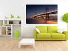 New York USA Golden Gate Brücke Wandtattoo Aufkleber Sticker Bild Deko R443
