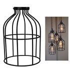 Lighting Metal Hanging Guard for String Light Lamp Holder Wire Iron Cage