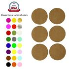 """Colored Dot Stickers Moving Labels Round 2"""" Color Coded Sticker 50mm 72 Pack"""