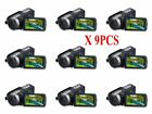 "LOT 1080P Digital Video Camcorder 16x Zoom 3.0"" LCD 270°Rotation 24MP DV Camera"