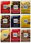 variety of biscuit - Ritter Sport Chocolate - Assorted Varieties - 5 packs of 100gm Bars